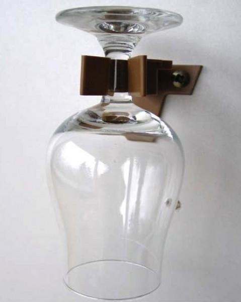 Mega-Klipp Einzelhalter Standard für 4 Gläser