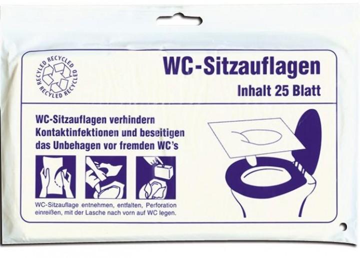 WC-Brillenschutz 25 Stück