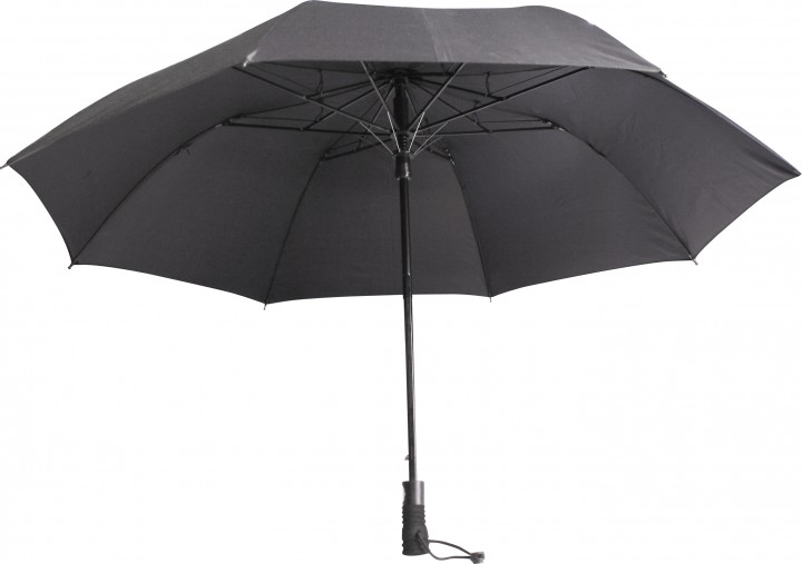 Coghlans Regenschirm 'Automatik' schwarz