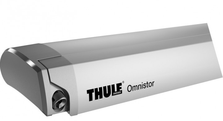 Thule Omnistor 6200 eloxiert Länge 4,5 m Alaska-Grau