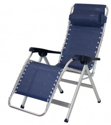 Crespo Relaxsessel AL/232 blau