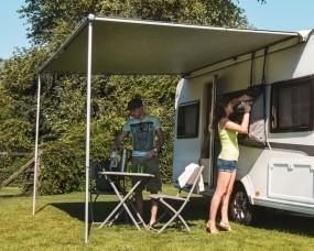 Thule Omnistor Caravan Markise 1200 Mystic-Grau 4,5m