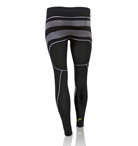 F Functional Underwear 'Megalight 140' Longtight, Men, schwarz, L