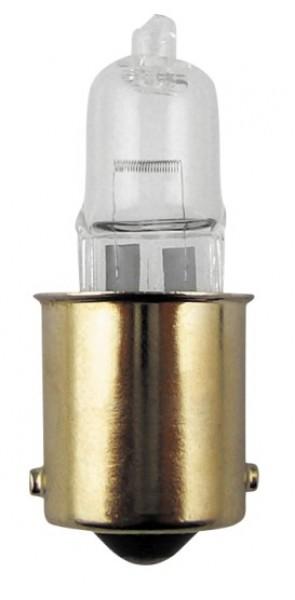 Halogenlampe 12 Volt BA15S mit Bajonettfassung 5 Watt