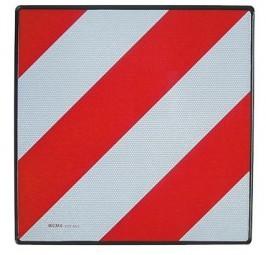Sonderlasten-Warntafel Spanien 50 x 50 cm