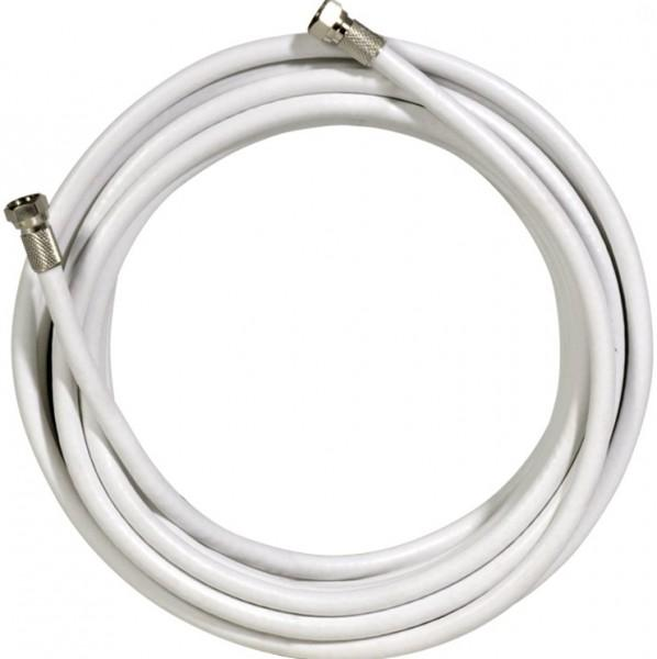 Sat-Kabel mit F-Steckern Länge 3,75m