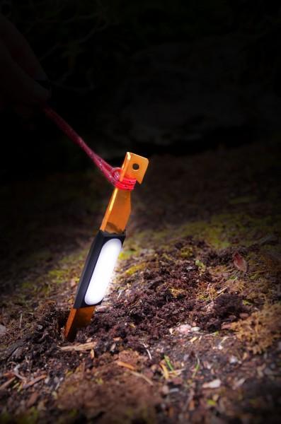UCO Zelthering mit LED 23 cm 1 Stück