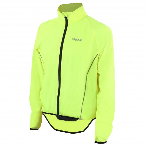 Proviz 'Windproof' Jacke, Herren gelb, XL