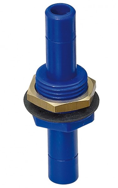 Frischwasser Tankdurchführung für UniQuick Trinkwassersystem 12 mm