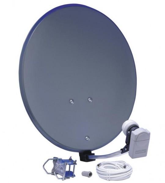 Sat-Anlage Portable 60cm mit Digital-Receiver