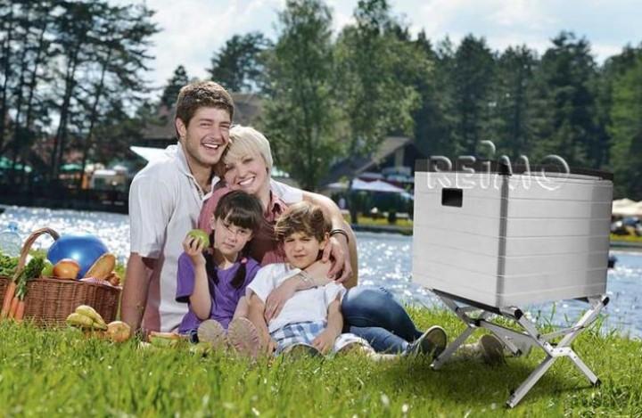 Camp4 Kühlboxenständer