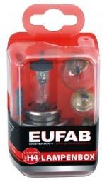 Autolampen Ersatzkasten 12 V H4