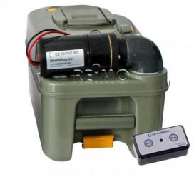 WC-Entleerung für Thetford C200 Cassette