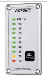 Votronic LED-Frischwasseranzeige 12 Volt