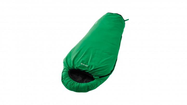 Outwell Schlafsack 'Convertible Junior' grün
