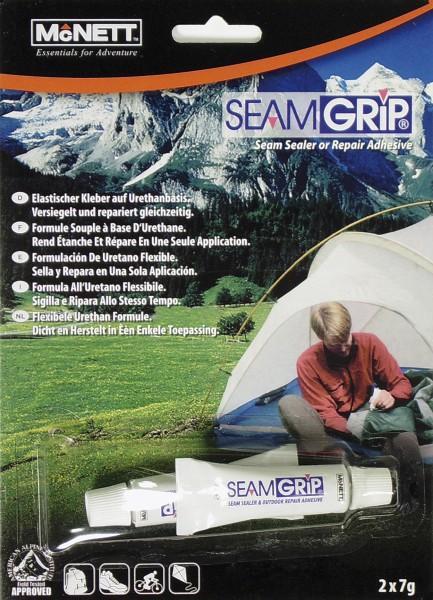 McNett Reparaturkleber Seam Grip 2 x 7 g Tuben