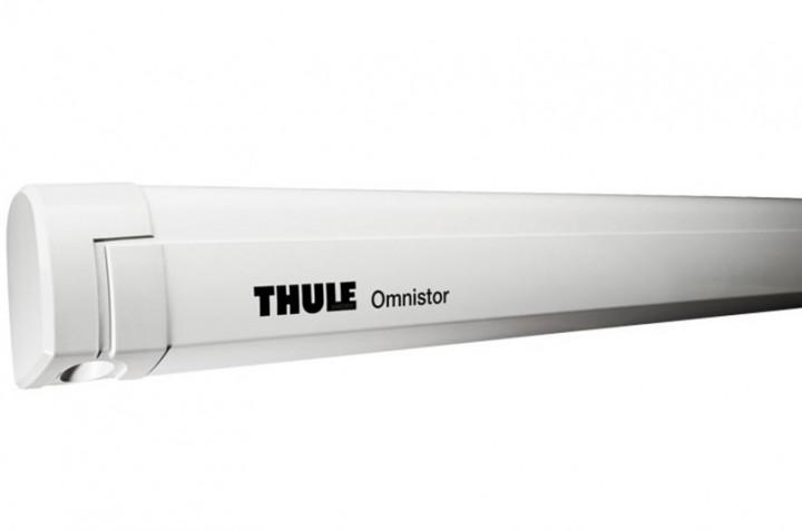 Thule Omnistor 5200 weiß Länge 3 x 2,5 m Alaska-Grau