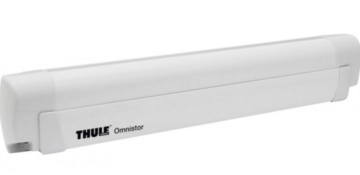 Thule Omnistor 8000 Gehäuse weiss 4,00 x 2,75m Mystic-Grau
