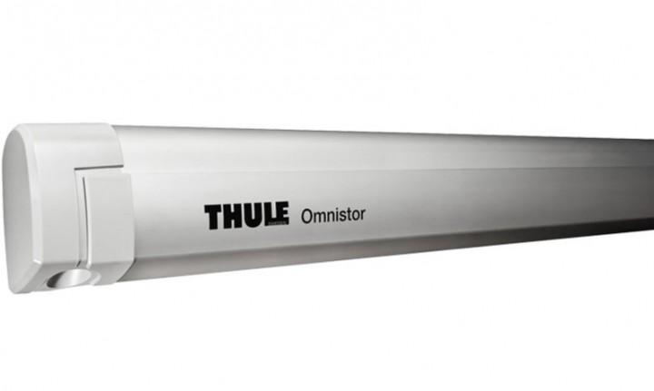 Thule Omnistor 5200 eloxiert Länge 2,60 x 2,00 m Saphir-Blau