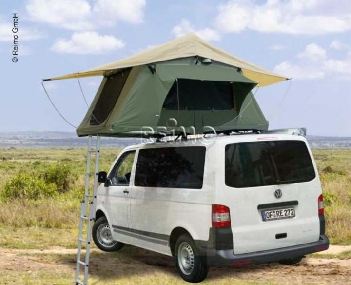 Autodachzelt zur Montage auf Dachgepäckträger