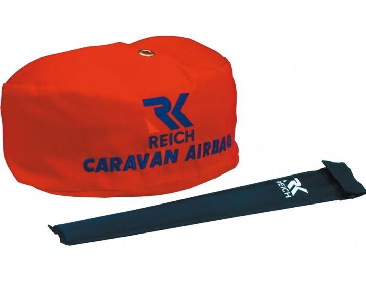 Ankuppelhilfe Caravan Airbag