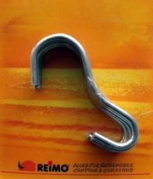 Verzinkte Aufhängehaken aus Stahl