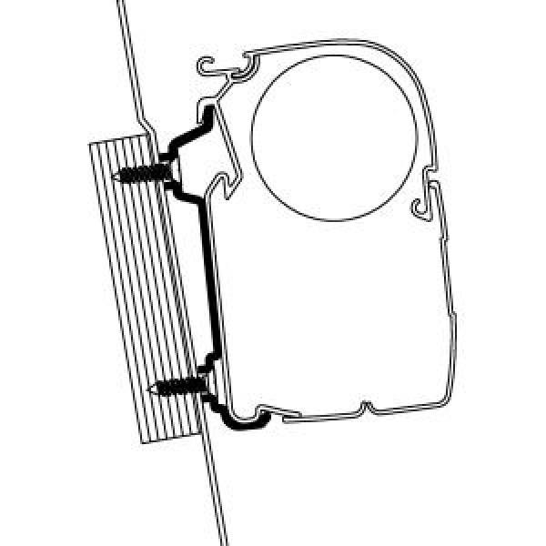 Adapter Fiat Ducato H3 High Roof