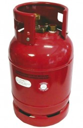 Gas Tankflasche 23 l