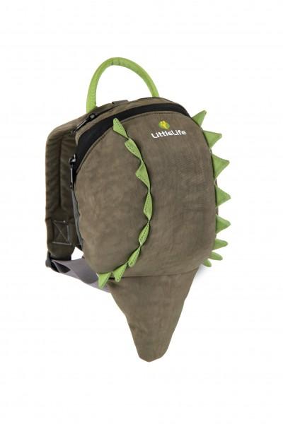 LittleLife Kleinkind-Daypack Animal Krokodil