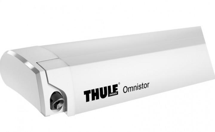Thule Omnistor 9200 weiß 5 x 3 m Alaska-Grau