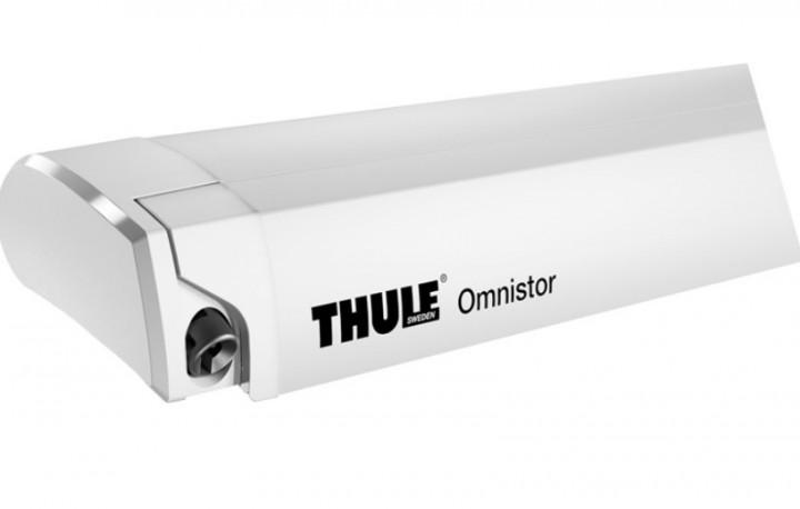 Thule Omnistor 9200 weiß 4 x 3 m Alaska-Grau