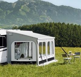 Thule Safari Panorama für Thule Omnistor 5003 für Markisenlänge 4 m Large