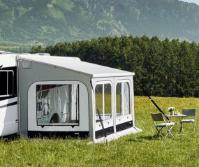 Markisenzelt Thule Panorama 4,5 m für Thule Omnistor 5200 extra-large