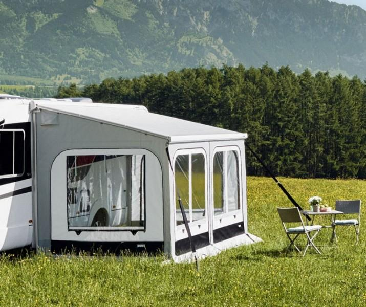 Markisenzelt Thule Panorama 4 m für Thule Omnistor 5200 extra-large
