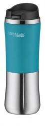 Thermos ThermoCafe 'Brilliant Mug' Isolierbecher 0,3 L, blau