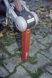 Carbest Stützlastwaage für Anhänger mit Kugelkopfkupplung
