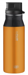 alfi Trinkflasche 'elementBottle' orange, 0,6 Liter