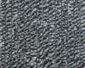 Flauschvorhang 56x205 cm grau/weiß/schwarz für Reisemobile