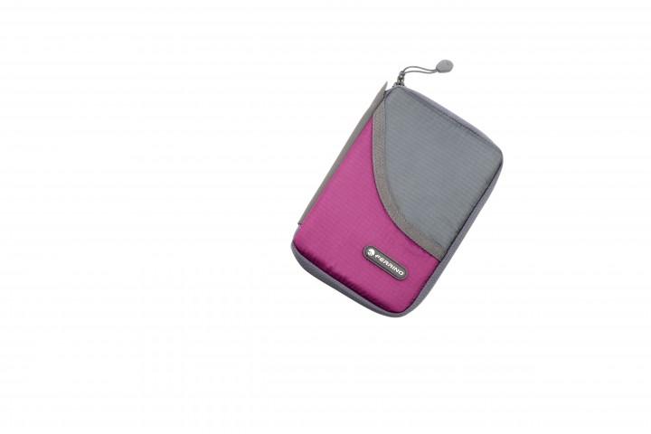 Ferrino Geldbörse 'Hartsfield' violett