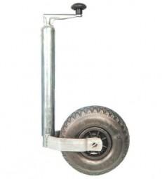 Stützrad für Wohnwagendeichsel