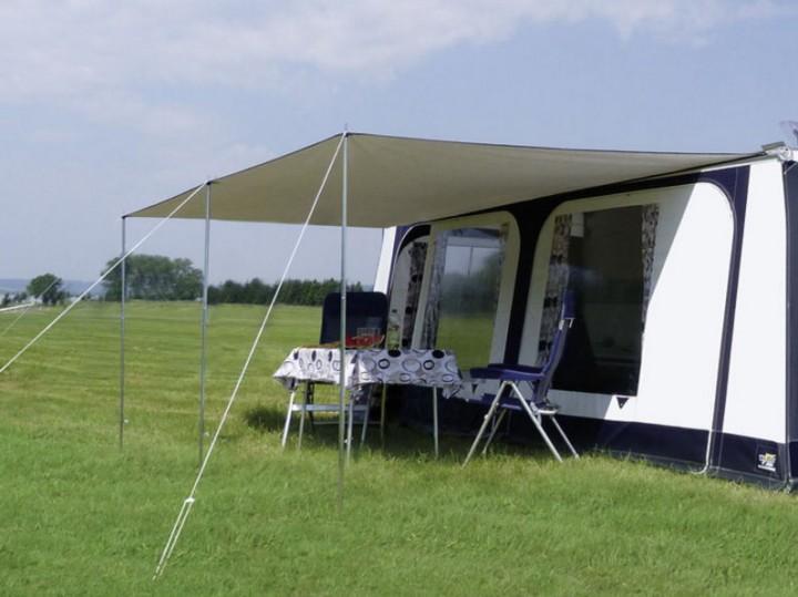 Wigo Sonnendach für Rolli Plus Komfort Breite 5 m