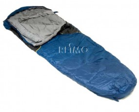 Mumienschlafsack Adventure Reißverschluss rechts 230 cm
