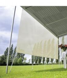 Dometic SunProtector Vorderwand für Markisenlänge 3,75 m