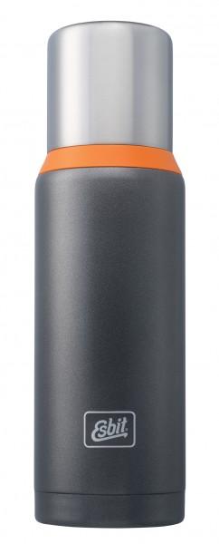 Esbit Isolierflasche VF1000 DW 1 L hammerschlag