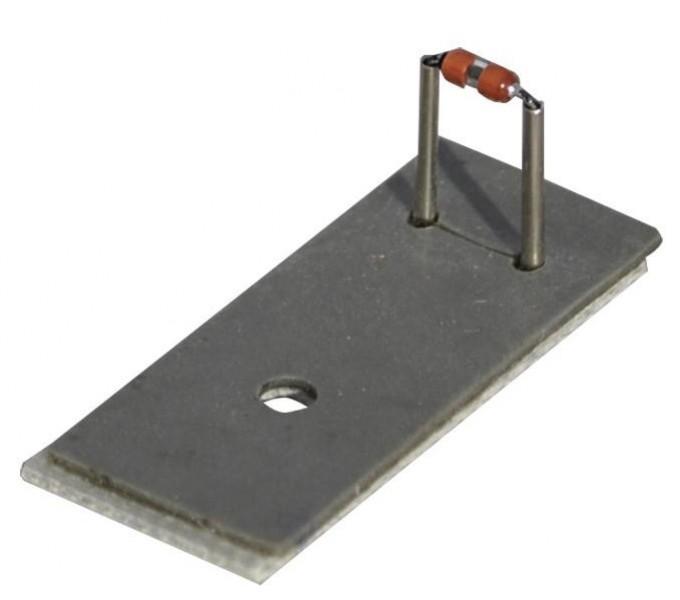 Thermostatplatte VBL für Verbrennungslufttemperatur Ersatzteil für Trumatic C alle Modelle