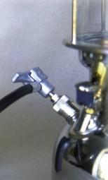 Petromax 150/500 Luftpumpenadapter