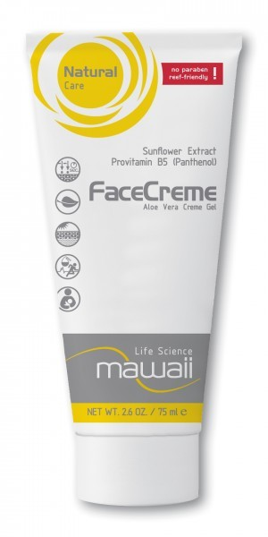 Mawaii 'Facecreme' Gel 75 ml