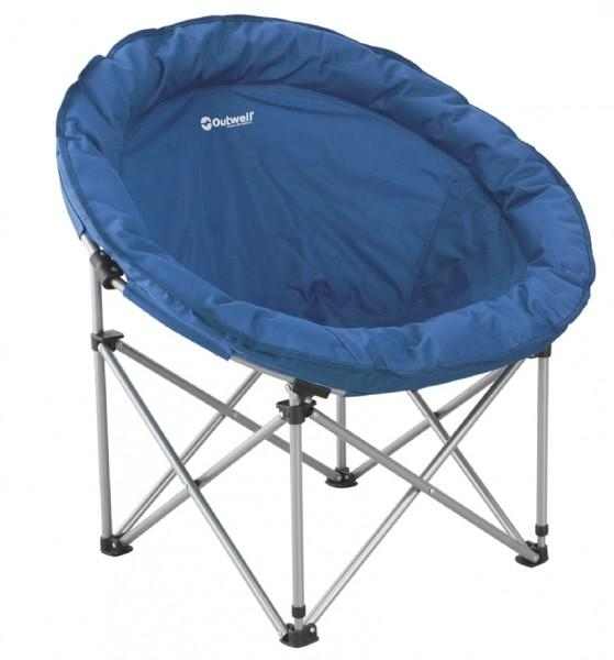 Outwell Relaxstuhl Moon Chair blau