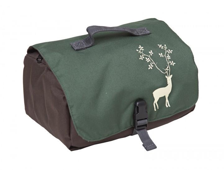 Grüezi-Bag Waschtasche L Reh