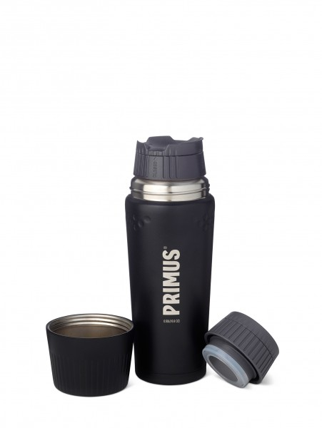 Primus Thermoflasche 'Trailbreak' schwarz, 0,5 L